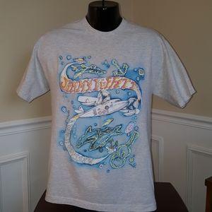 Vtg Jimmy Buffet shirt